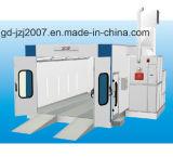 Cabine de traitement au four de peinture de jet de véhicule de qualité