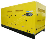 400kw/500kVA 산업 사용을%s Doosan 엔진을%s 가진 최고 침묵하는 디젤 엔진 발전기 세트