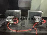 Perforazione di alluminio lavorante del dissipatore di calore dell'aletta legata di CNC