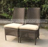 Outdoor Rattan Dining Set Patio Garden Flesh Counts Garden Furniture
