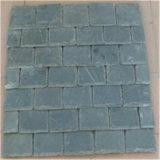 Ardesia verde di pietra naturale di alta qualità