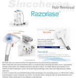 Apparatuur van de Verwijdering van het Haar van de Laser van de Diode van Peking Sincoheren de Goedkope Medische, Alexandrite 808nm/755nm/1064nm
