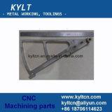De Legering die van het metaal Delen, CNC Machinaal bewerkende/Draaiende Delen machinaal bewerken