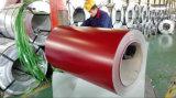 PPGI Prepainted гальванизированное стальное покрытие Sgch цвета катушки