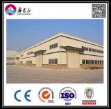 Almacén ligero/edificio/taller de la estructura de acero (BYSS010902)