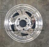 Трейлера колеса направления оправа 14X5.5 колеса стального стальная