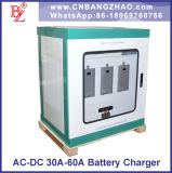 2A-80A 220VAC para fonte de alimentação 190-300V DC carregador da tomada elétrica
