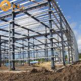ISO SGS BV Мастерск-Ce стальной структуры Pre-Инженерства (SSW-33)