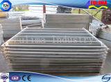 Стальные металлические типа и Hot-Dipped оцинкованных рамы отделочных панелей крупного рогатого скота для продажи (FLM-CP-017)