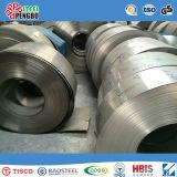 304 201 2b laminados en frío de la bobina de acero inoxidable acabado