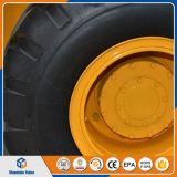 Cargador de la rueda del equipo de la maquinaria de granja mini con precio bajo