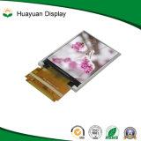 Индикация LCD экрана цвета пикселов TFT 176X220