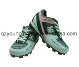 Staat-Jugend sortiert Baseball-Softball-Gummi-Bügel-Schuhe