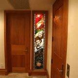 Porta de madeira com boa qualidade para casa