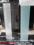 L'acido di vetro di vetro glassato di arte decorativa ha inciso il vetro 4-15mm.