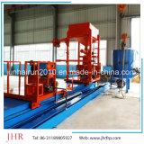 GRP水平タンクフィラメントの巻上げ機械