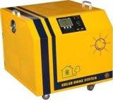 1000With200ah/220V AC het de Vernieuwbare Macht van de Verlichting van het Huis van het Zonnepaneel/Systeem van de Energie