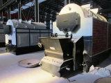Chaudière à vapeur à chaînes complètement automatique allumée par charbon de grille