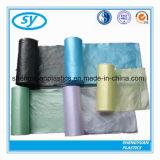 Bolsos de basura plásticos modificados para requisitos particulares de la talla y del color