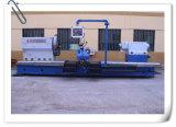Большой горизонтальный Lathe CNC для поворачивать тяжелый цилиндр (CG61160)
