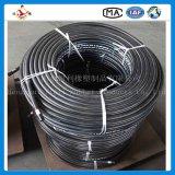 Manguito de goma hidráulico trenzado del alambre de China SAE 100r1at /En853 1sn