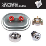 Anodisierenpräzisions-Aluminium CNC-maschinell bearbeitenteile
