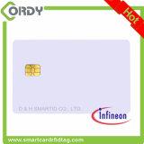 Weiße Karte des Leerzeichen ISO-7816 SLE5542/SLE4442 Kontakt-IS
