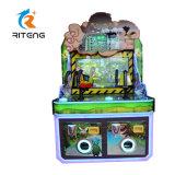De muntstuk In werking gestelde het Ontspruiten van de Arcade VideoApparatuur van het Spel voor Pretpark