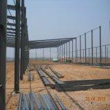 높은 표준 품질을%s 가진 금속 조립식 강철 제작 작업장