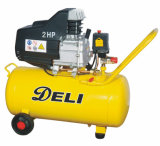 SGS 50L 2HP 2.5HP Direct Driven Air Compressor van Ce (ZBM50)