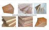 Venta caliente 4x8 pies de madera contrachapada comercial