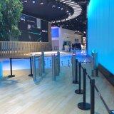 自動車産業展覧会のためのカスタマイズされた自動ゲートの自動障壁