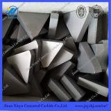 Концы Brzing вольфрама Yg6/Yg8 в форме треугольника для филировать
