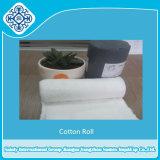 Lã de algodão absorvente com embalagem Kraft Neutro ou Embalagem de PE