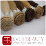 工場品質100%の人間のバージンのRemyのまっすぐな人間の毛髪