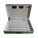 Caja de presentación portable de la versión parcial de programa del LED para la luz de tira