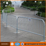Barrière van de Controle van de Menigte van het Staal van de Weg van de stad de Draagbare