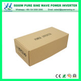 5000W 변환기 디지털 표시 장치 (QW-P5000)를 가진 순수한 정현 변환장치