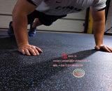 De openlucht Rubber Vierkante RubberBevloering van de Speelplaats van de Mat van de Vloer van de Gymnastiek van Tegels