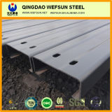 Materiales de construcción Q235 C Purline Canal de China Wefsun