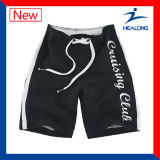 Plein de sublimation nager Sports Beach Shorts personnalisés