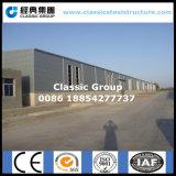 Estructura de acero ligera de Q345 Q235 China Company