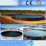 HDPE Geomembrane, strato nero impermeabile dell'HDPE per la fodera dello stagno