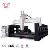5 CNC 대패 기계를 새기는 축선 3D 조각품