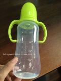 bambino del latte 250ml/acqua che alimenta la bottiglia della plastica dei pp