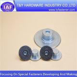 Faible en acier au carbone de la rondelle plate rondelle du bouchon spécial