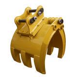 Manual de Sf para agarrar la pinza de agarre manual de mecánica de la excavadora