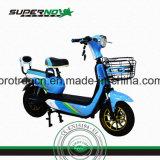 Aço com Suspensão Motocicleta Elétrica
