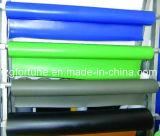 PVC сини высокого качества водоустойчивый лоснистый покрыл брезент для крышки Trcuk