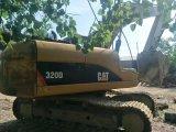 Anno usato 2011 del trattore a cingoli 320d dell'escavatore